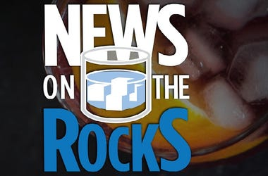 News On The Rocks Cover