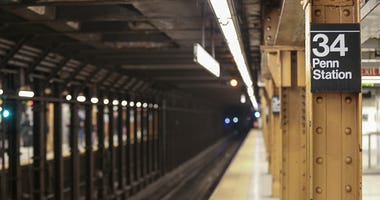 Penn Station - 34th Street