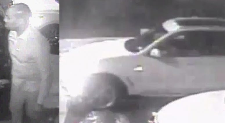 Cops are looking for a driver who knocked a man out in Queens.