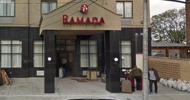Ramada in Long Island City.