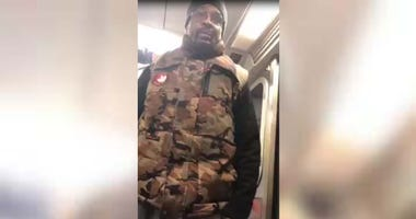 Anti-gay subway attack suspect