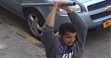 Man attacks woman with pipe in the Bronx