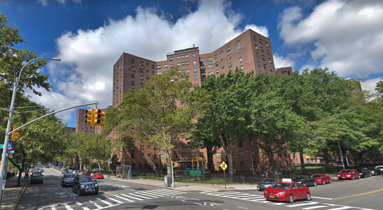 Boy falls from Bronx window