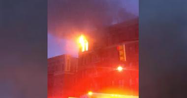 Bronx fire