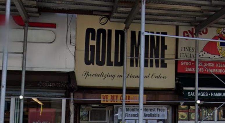 Fordham Gold Mine