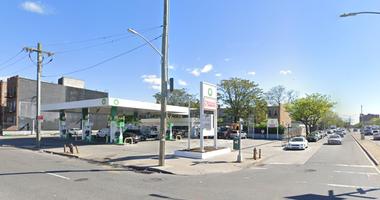 BP gast station