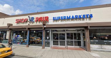 Supermarket Brawl Yonkers