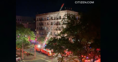 Hamilton Heights fire