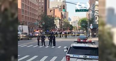 East Village police shooting knife