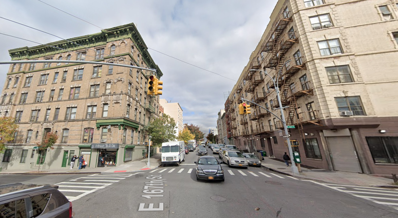 Man disemboweled in the Bronx