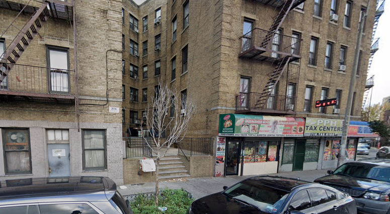 Teens shot Bronx