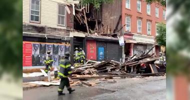 Williamsburg Building collapse