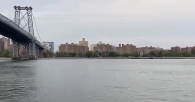 Body found in East River