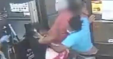 Shoplifting punch Bronx