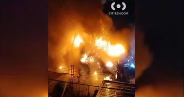 Dyker Heights fire