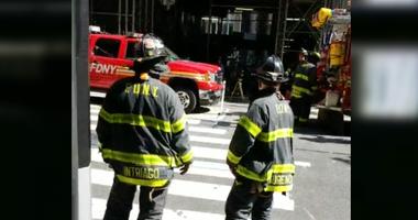 FDNY at 1 Wall Street
