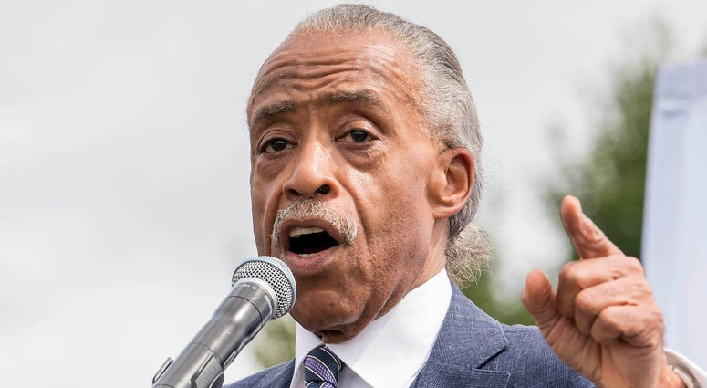 Rev Al Sharpton File Image