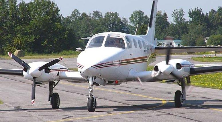 Cessna plane file image