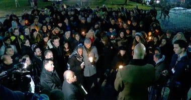 Colts Neck Vigil