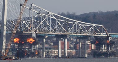 Tappan Zee Demolition