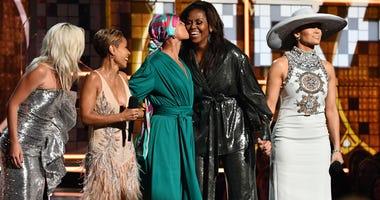 Michelle Obama Grammys