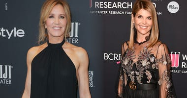 Lori Loughlin, Felicity Huffman charged in college bribe scandal