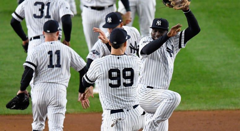 Yankees ALCS
