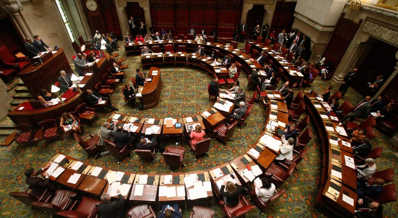 New York State Legislature Senate