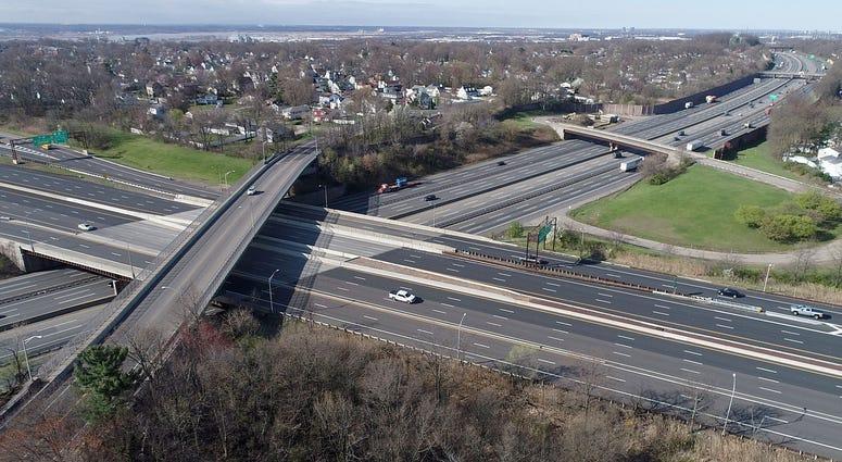New Jersey turnpike