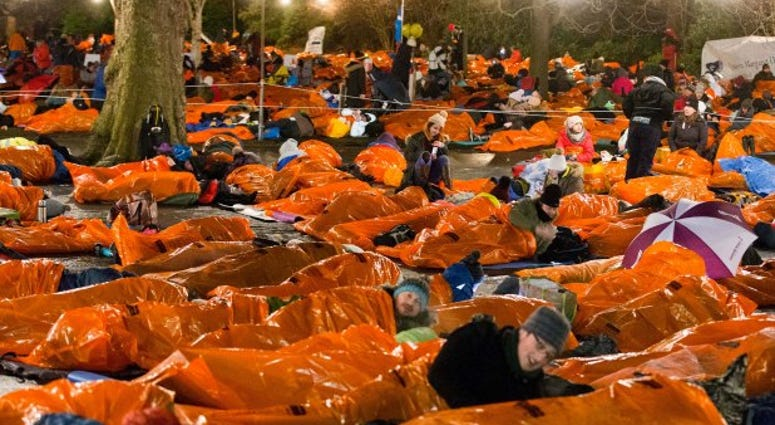 World's Big Sleep Out