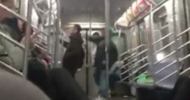 62-year-old man attacked on subway