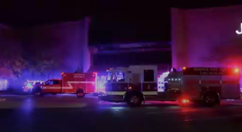 Alabama mall shooting