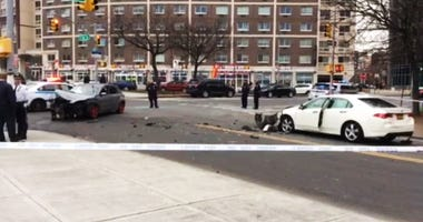 Bronx crash