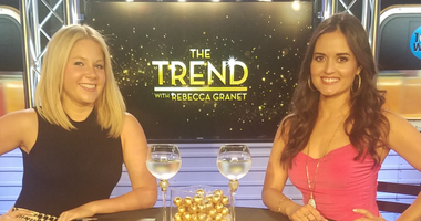 Actress and author Danica McKellar discusses her new children's math book on The Trend.