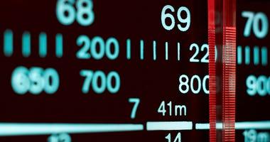 Radio dial file image.