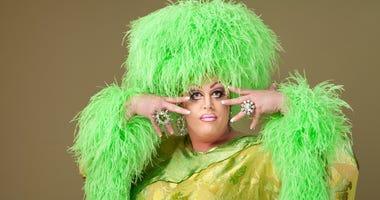 Drag queen file image.