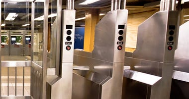 Subway turnstile file