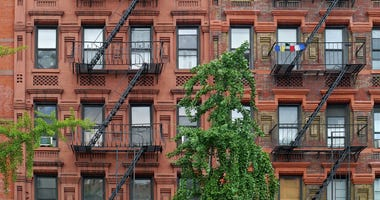 New York City apartment file image