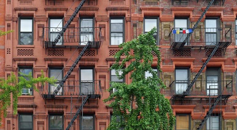 New York City apartment file image