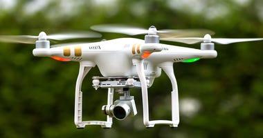 Drone file image.