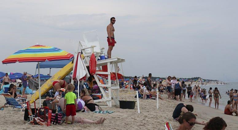 NJ lifeguard