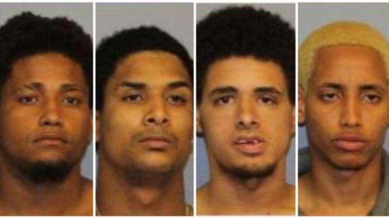 Junior Guzman suspects