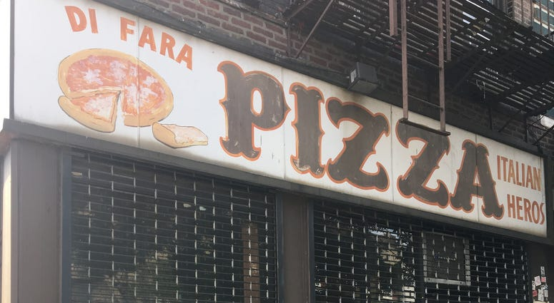 Di Fara pizza shuttered
