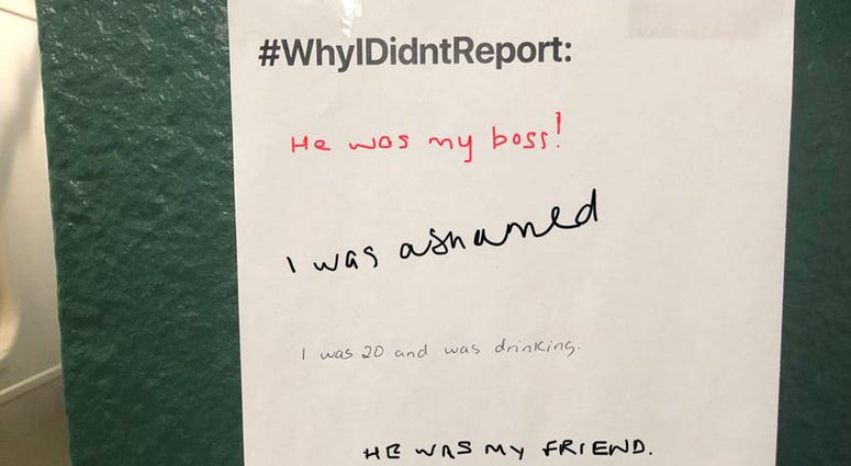 WhyIDidntReport Subway Posters