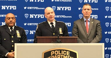 NYPD Terry Monahan