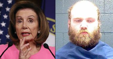 Nancy Pelosi and Gavin Weslee Blake Perry