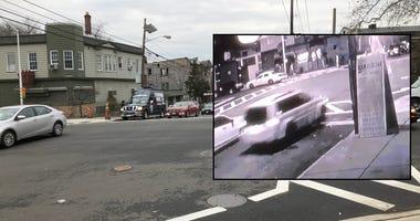 Newark hit and run