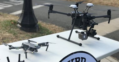 NYPD drone