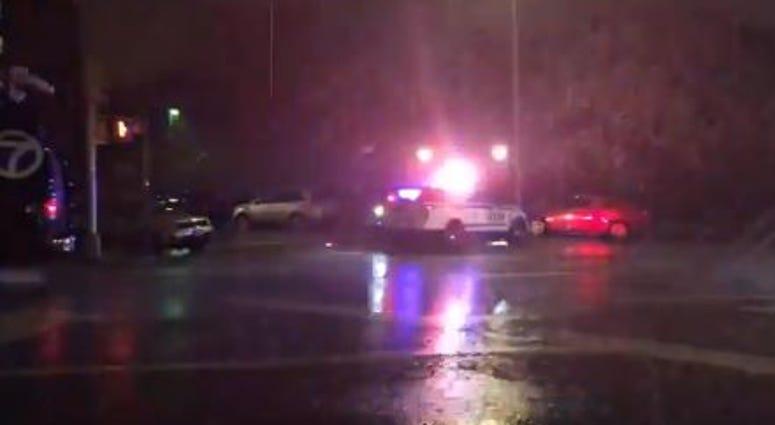 Police involved shooting Bronx