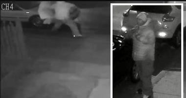 Queens robbery spree